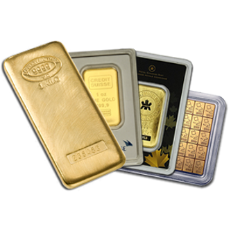 Picture for category Gold Bars
