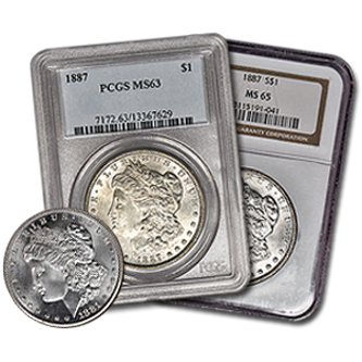 Picture for category Morgan Silver Dollar