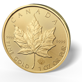 Picture for category Canadian Gold Maple Leaf