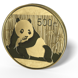 Picture for category Chinese Gold Panda