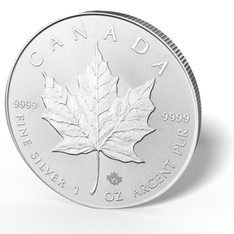 Picture for category Canadian Silver Maple Leaf
