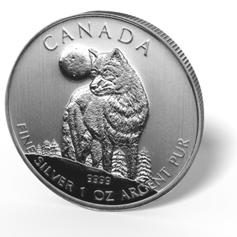 Picture for category Canadian Wildlife Coins