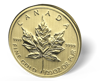 Picture of 1/20 oz Canadian Gold Maple Leaf (Common Date)