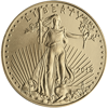 Picture of 1/10 oz American Gold Eagle Coins - 2016