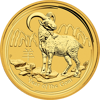 Picture of 2015 1/10 oz Australian Gold Goat