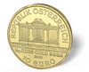 Picture of 1/10 oz Austrian Gold Philharmonic (Common Date)