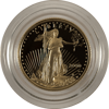 Picture of 1/10 oz American Gold Eagle Capsule