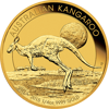 Picture of 2016 1/4 oz Australian Gold Kangaroo