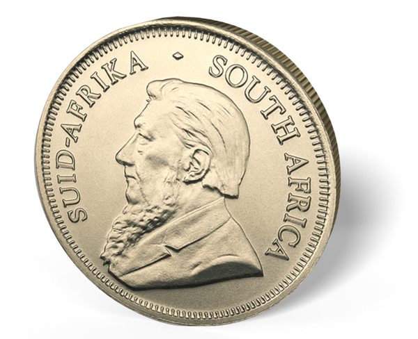 Picture of 1/4 oz South African Gold Krugerrand