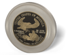 Picture of 1/4 oz American Gold Eagle Capsule