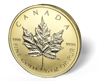 Picture of 1/2 oz Canadian Gold Maple Leaf (Common Date)