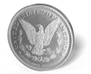 Picture of 1/2 oz MorganSilver Rounds Fractional