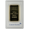 Picture of 100 Gram Credit Suisse Gold Bar