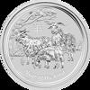 Picture of 2015 10 oz Australian Silver Goat