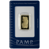 Picture of 10 Gram Pamp Gold Bar