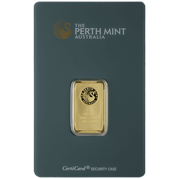 Picture of 10 Gram Perth Gold Bar