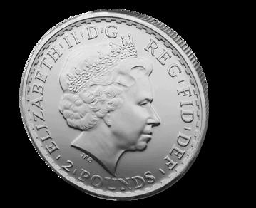 Picture of 2016 1 oz Silver Britannia