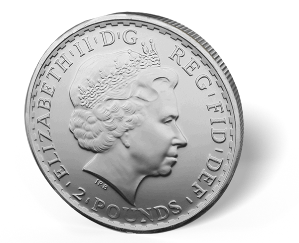 Picture of 2016 1 oz Silver Britannia