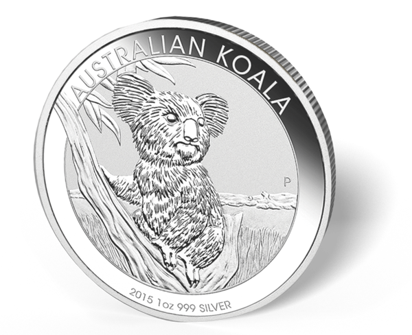 Picture of 2016 1 oz Australian Silver Koala