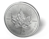 Picture of 1 oz Canadian Silver Maple Leaf - Random