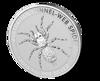 Picture of 2015 1 oz Australian Silver Spider