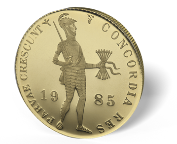 Picture of Dutch Gold 1 Ducat