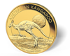 Picture of 2016 1 oz Australian Gold Kangaroo