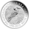 Picture of 1 oz Australian Silver Kookaburra 2016