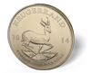 Picture of 1 oz South African Gold Krugerrand Coins