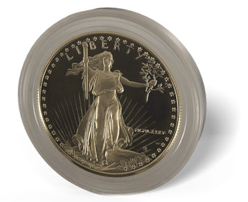 Picture of 1 oz American Gold Eagle Proof (Random Date)