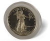 Picture of 1 oz American Gold Eagle Capsule