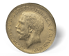 Picture of British Gold Sovereign Coins