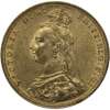 Picture of English Gold Sovereign Old Queen