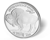 Picture of 1 oz Buffalo Silver Rounds