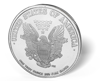 Picture of 1 oz Walking Liberty Silver Rounds