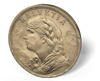 Picture of Swiss Gold 20 Franc Coins*