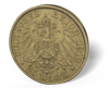 Picture of German Gold 20 Mark
