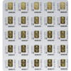 Picture of 25 Gram Pamp Multi Gram Gold Bar