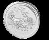 Picture of 2015 2 oz Australian Silver Goat