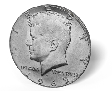 Picture of 40% Junk Silver $1 total face value - Our Choice