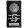Picture of 5 oz Walking Liberty Silver Bar