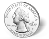 Picture of 5 oz Silver America the Beautiful - Chickasaw National Park