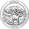 Picture of 5 oz Silver America the Beautiful - Denali National Park
