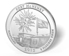 Picture of 5 oz Silver America the Beautiful - Fort McHenry National Park