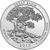 Picture of 5 oz Silver America the Beautiful - Great Basin National Park