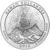 Picture of 5 oz Silver America the Beautiful - Hawaii National Park