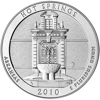 Picture of 5 oz Silver America the Beautiful - Hot Sprints National Park