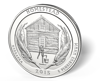 Picture of 5 oz Silver America the Beautiful - Homestead National Monument