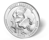 Picture of 5 oz Silver America the Beautiful - Mount Rushmore National Monument