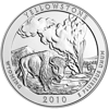 Picture of 5 oz Silver America the Beautiful - Yellowstone National Park